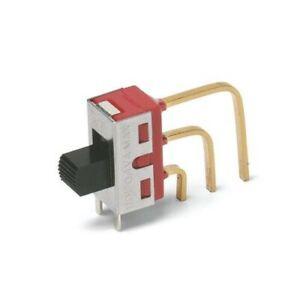 C-amp-K-Right-Angle-Slide-Switch-1101M2S3AV2QE2-SPDT-6A-120VAC-28VDC