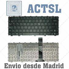 TECLADO ESPAÑOL para ASUS EeePC X101CH Series Castellano con Ñ