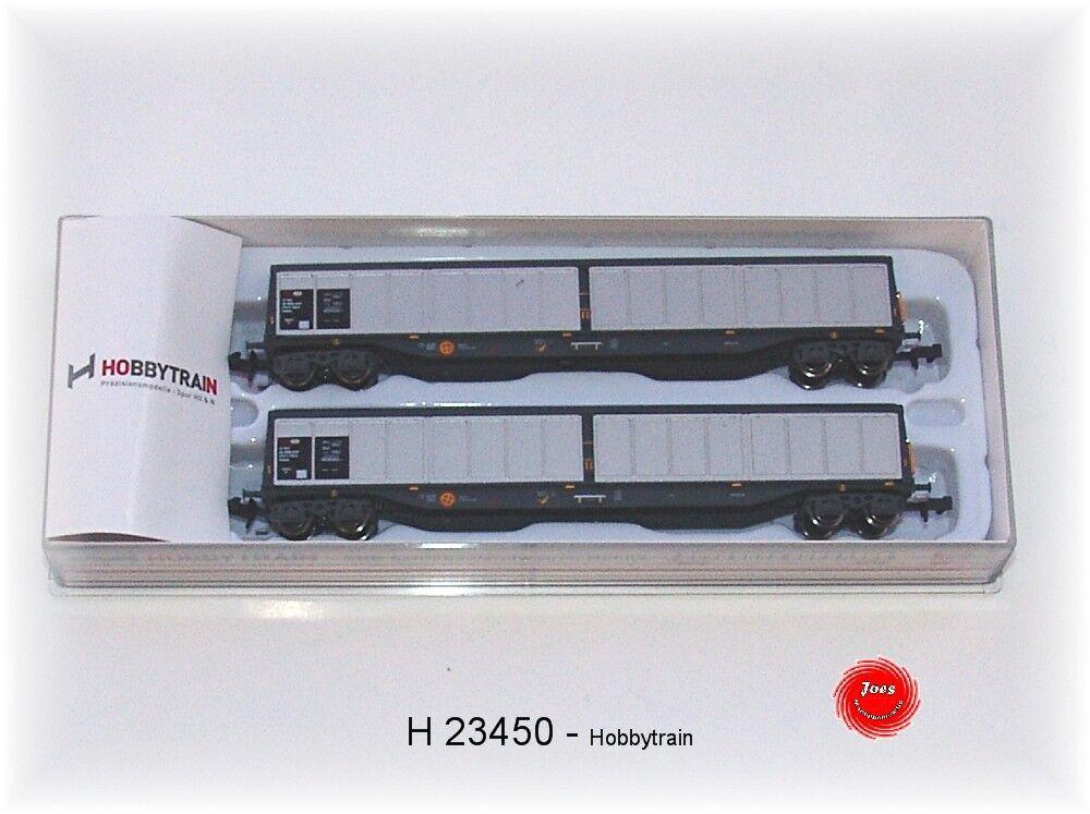 Hobbytrain 23450 - 2-er SET SBB habils EP. V V V (forma novità 2016) c73384