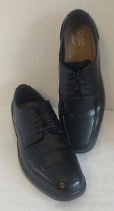 Croft & Barrow Men's Ortholite Oxford Black Lace Up Dress Shoes - Men Size 12M