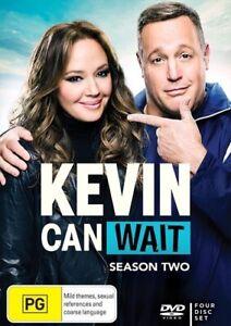 Kevin-Can-Wait-Season-2-DVD-3-Disc-Set-NEW