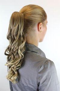 Bambtavanchai: hellbraun und blonde strähnen