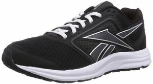 Reebok Cushrun Trainers Black UK 6 rrp £43 EM16 94