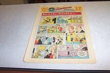 COMICS THE OVERSEAS WEEKLY 29 NOVEMBER 1959 BEETLE BAILEY THE KATZENJAMMER KIDS