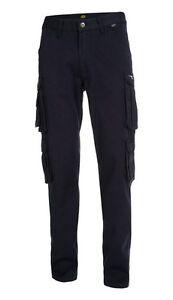 Pantaloni-da-lavoro-Unisex-034-WAYET-II-034-elasticizzati-varie-taglie-marca-DIADORA