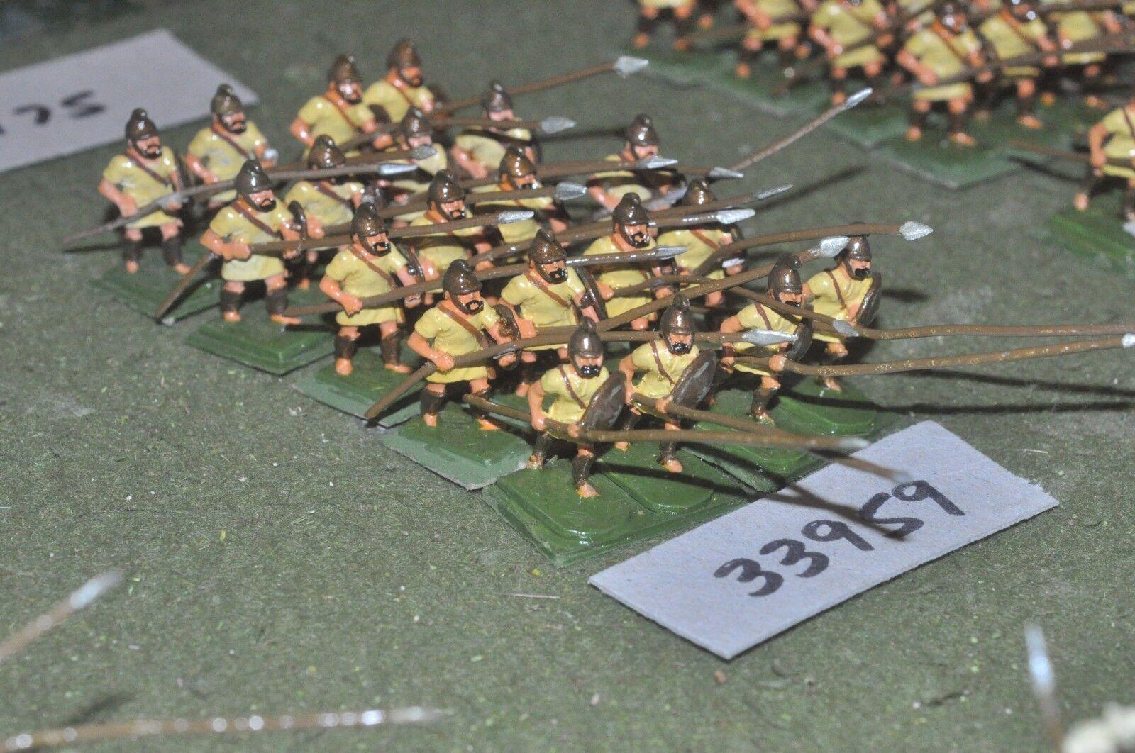 25mm classical   macedonian - pikemen 20 figures - inf (33959)