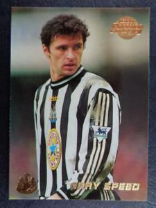 Merlin football carte-premier gold 2000-nº 70-newcastle-gary speed