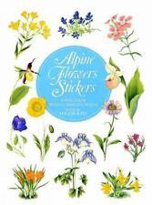 Alpine Flower Stickers (Dover Stickers)