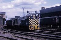 British Rail Class 03064, Newcastle 23-7-74  - 6 x 4 Quality Photo Railway Print