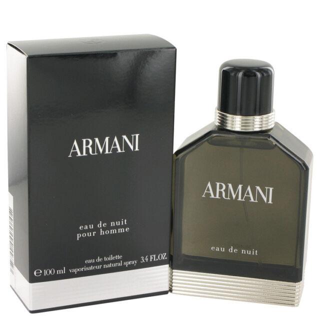eau de nuit armani