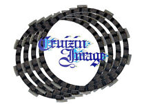 2004-2015 YAMAHA TZR50 CLUTCH PLATES SET 4 FRICTION PLATES CD2348