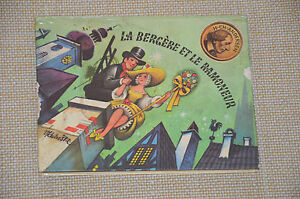 Details Sur Livre Anime La Bergere Et Le Ramoneur Grund 1972 Pop Up 3d Kubasta