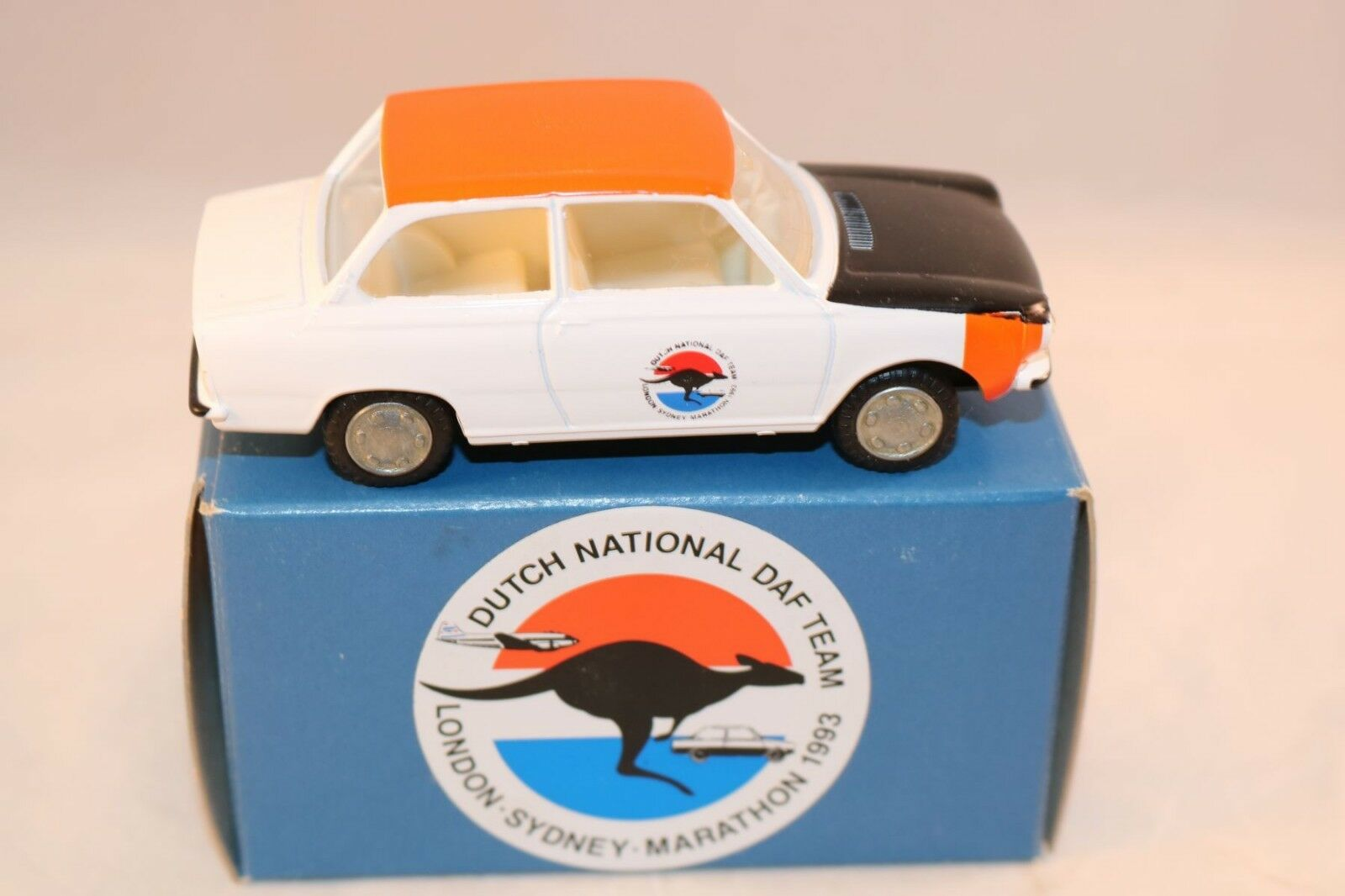 Lion Car Daf Variomatic London Sydney Marathon 1 43 MINT in SCARCE CORRECT BOX