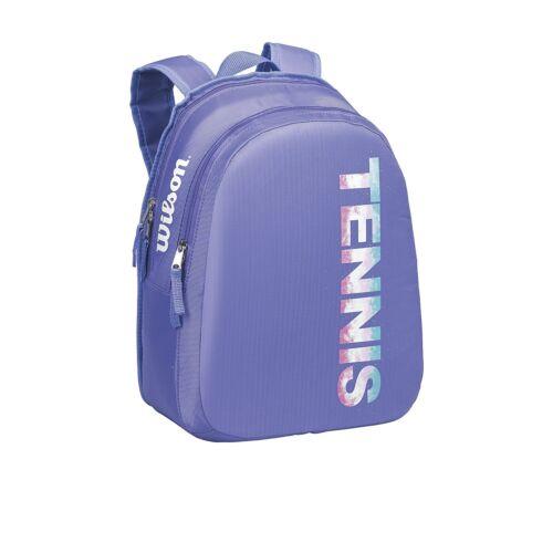Wilson Match JR Backpack Purple Tennistasche
