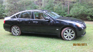 2007 Infiniti M45 Luxury Sedan