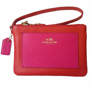 Coach-Wristlet-F53142-Coach-Crossgrain-Bicolor-Leather-Small-Wristlet-Agsbeagle