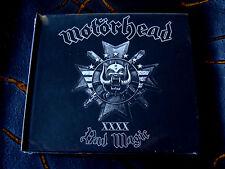 Slip Album: Motorhead : Bad Magic : Deluxe Limited Edition : Sealed