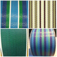 Lawn Chair Webbing Outdoor Strapping Replacement 2 1/4 X 100 Feet Choose Color