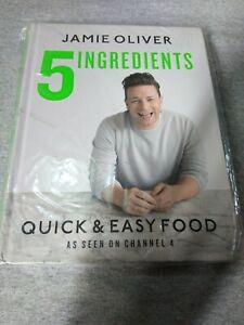 5 Ingredients Quick & Easy Food by Jamie Oliver (2019 ...
