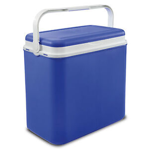 32-Litre-Extra-Large-Cooler-Box-Picnic-Lunch-Beach-Camping-3-Ice-Pack-Option