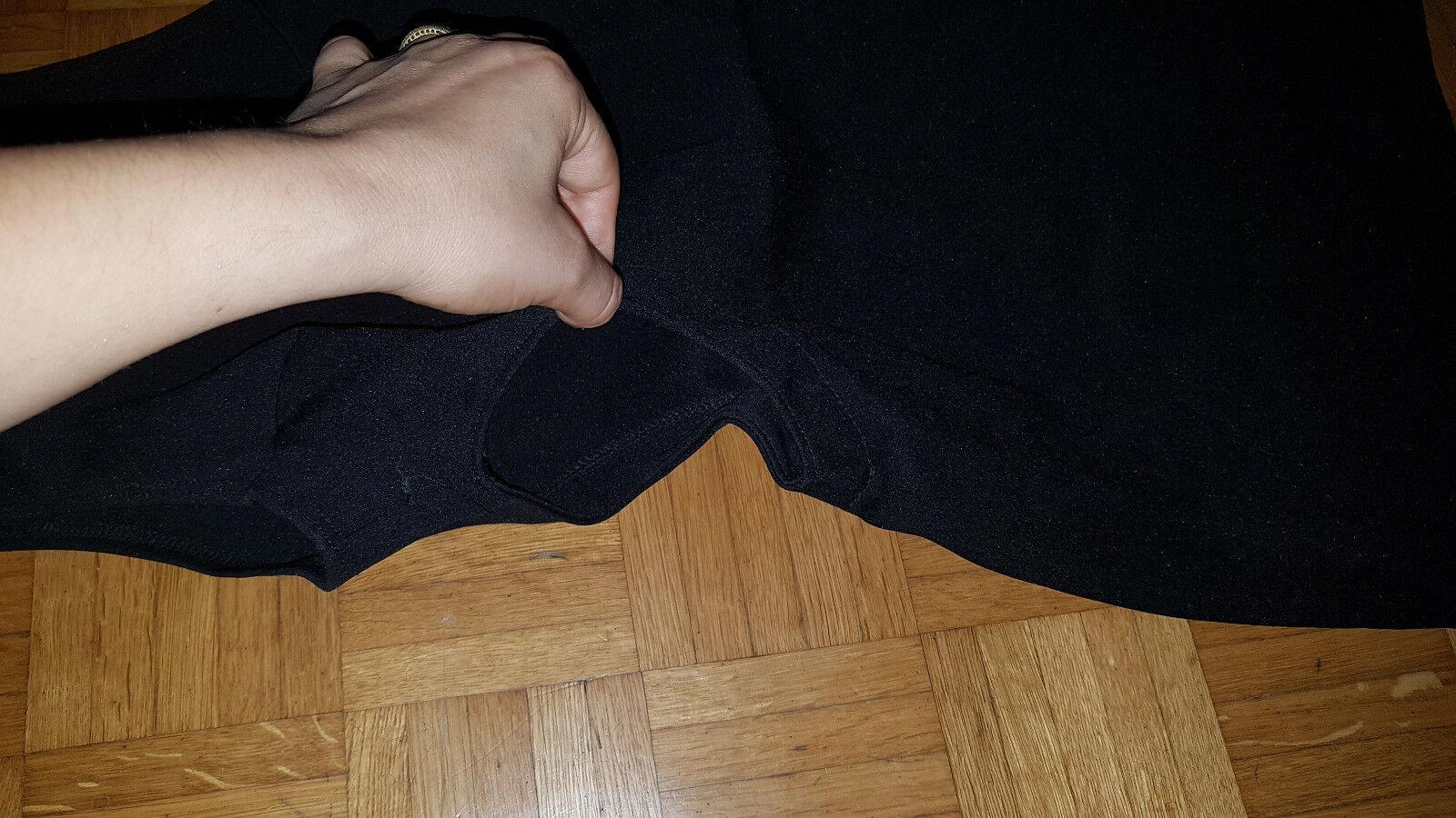 Mini Mini Mini tubino nero Allegra taglia 42 3d0c8f