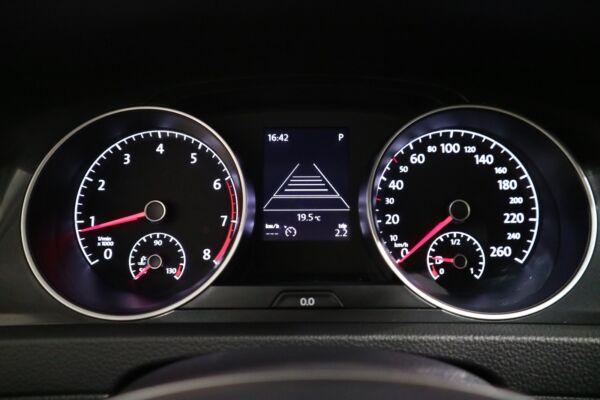 VW Golf VII 1,4 TSi 125 Comfortline Variant DSG - billede 5