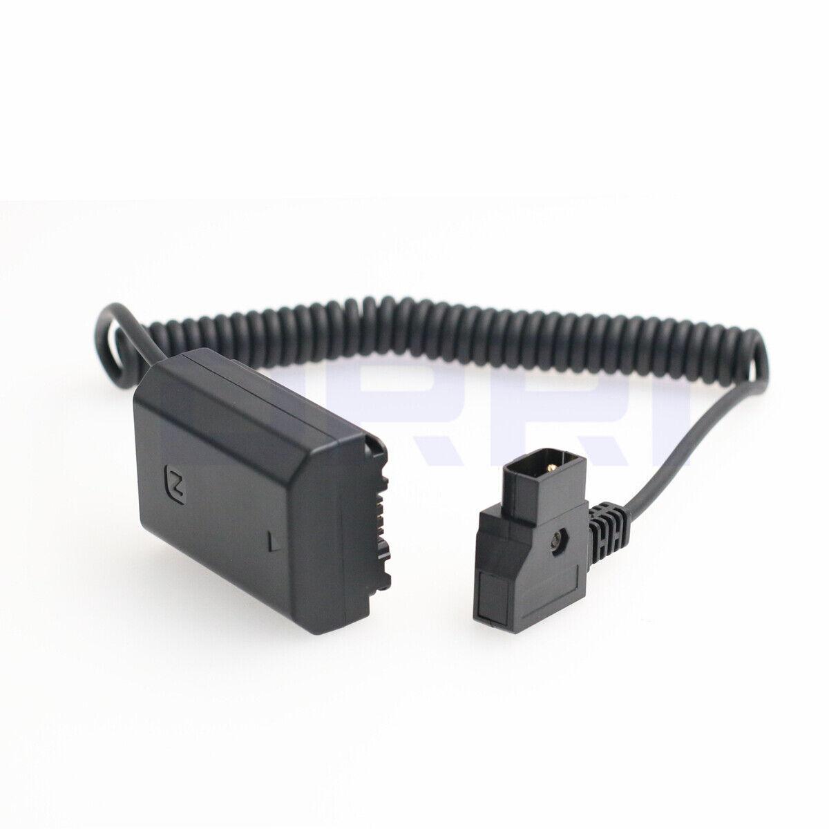 NP-FZ100 Dummy Battery to Dtap for Sony A9 A7R3 A7M3 A7S3 A7III A7 A7SM3