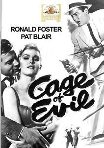 Cage-Of-il-Male-DVD-Patricia-Blair-Preston-Hanson-John-Maxwell-Ron-Foster