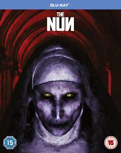 The Nun [2018] (Blu-ray) Demián Bichir, Taissa Farmiga, Jonas Bloquet