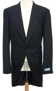 noleggio lana mattina tailcoat Ascot tailleur matrimonio nera perfetta per 100 Ex OtqwxBOZ