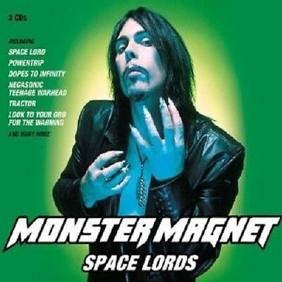 MONSTER MAGNET - SPACE LORDS 3 CD+++++++40 TRACKS+++++++ NEW+