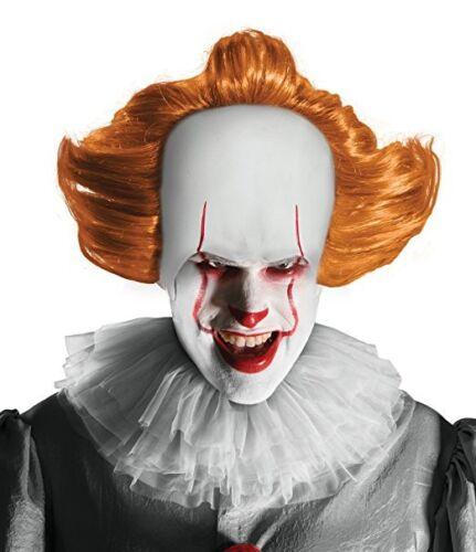 Rubies It Pennywise Horrorfilm Clown Erwachsene O//S Kostüm Halloween Perücke