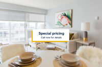 One Bedroom Suites  | The James + The Gilmour for Rent - 21 Jame Ottawa Ottawa / Gatineau Area Preview