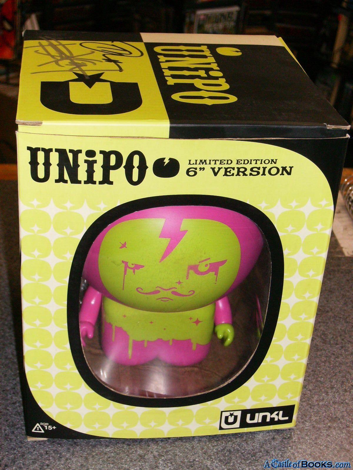 ahorre 60% de descuento UNiPO Limited 6  versión  1 1 1 (firmado) NUEVO  tienda de venta