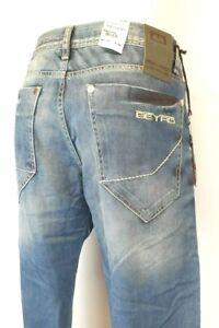 19) Marken BEYRO Herren Jeans Regular Fit Gr.W31 L34 Neu  blau
