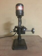 Vintage Dumore Drill Press With X Y Table
