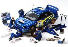 Tamiya Figuren-Set Rally Mechaniker 1:24 (5) - 24266