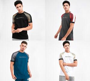Kings-Will-Dream-KWD-New-Mens-Crew-Neck-Short-Sleeve-T-Shirt-Manse-Black-White