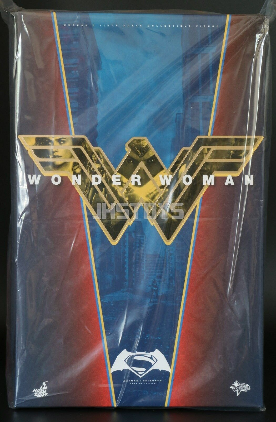 Hot Toys 1/6 Batman v Superman Dawn of Justice Wonder Woman Gal Gadot MMS359