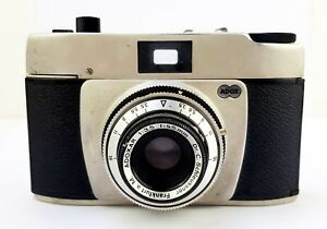Adox Polo 1 Camera Schleussner Vintage 1960's Germany Adoxar 1:3.5 Dr C