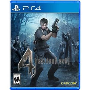 PLAYSTATION-4-PS4-GAME-RESIDENT-EVIL-4-HD-BRAND-NEW-AND-SEALED