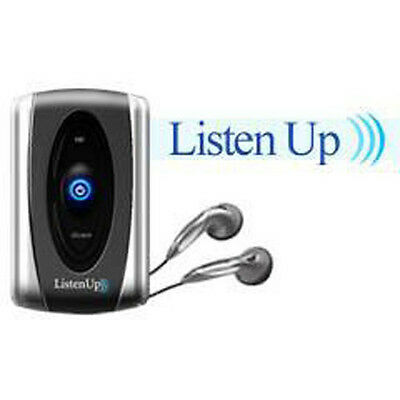 Hearing Aid Listen Up Personal Sound Amplification Amp Amplifier