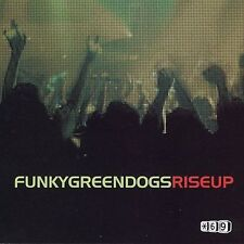 FREE US SHIP. on ANY 2 CDs! NEW CD Funky Green Dogs: Rise Up Single