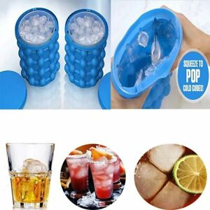 Summer-Ice-Cube-Maker-Mold-Silicone-Ice-Bucket-Space-Saving-Ice-Cube-Tray-Tool