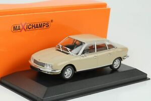 1972-Audi-NSU-Ro-80-Beige-1-43-Minichamps-Maxichamps