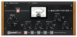 Soundtoys Decapitator - Genuine License Serial - Digital Delivery -  Mac & PC