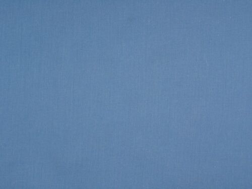 140cm Batist jeansblau Baumwollstoff ca