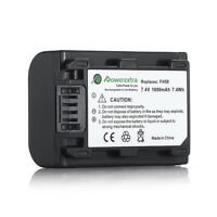 Np-fh50 Battery For Sony Np-fh40 Fh30 Fh60 Fh100 Hx100v Dslr-a230 A290 A330 A380