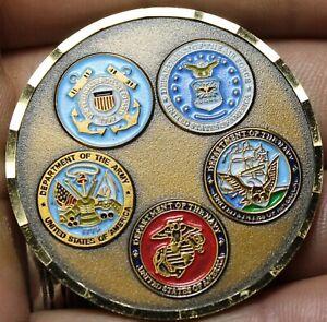 USO-Gem-Unc-Bronze-Medallion-Past-Present-Future-Always-There