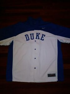 f4da1733123db DUKE University Blue Devils Official NIKE Elite Team BASEBALL Shirt ...